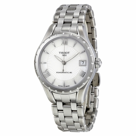 Tissot T0722071111800 Lady 80 Ladies Automatic Watch