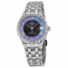 Tissot T0722071112800 Couturier Ladies Automatic Watch