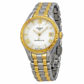 Tissot T0722072211800 Lady 80 Ladies Automatic Watch