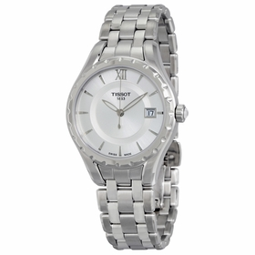 Tissot T0722101103800 T-Lady Ladies Quartz Watch