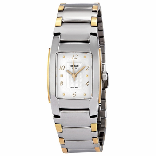Tissot T073.310.22.017.00 T-10 Ladies Quartz Watch