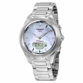 Tissot T075.220.11.101.00 T-Touch Expert Solar Ladies Chronograph Quartz Watch