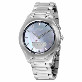 Tissot T075.220.11.101.01 T-Touch Expert Solar Ladies Chronograph Quartz Watch