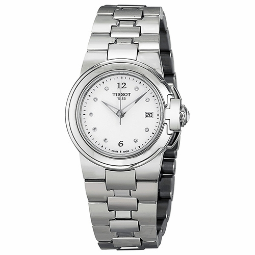 Tissot T080.210.11.016.00 Sport-T Ladies Quartz Watch
