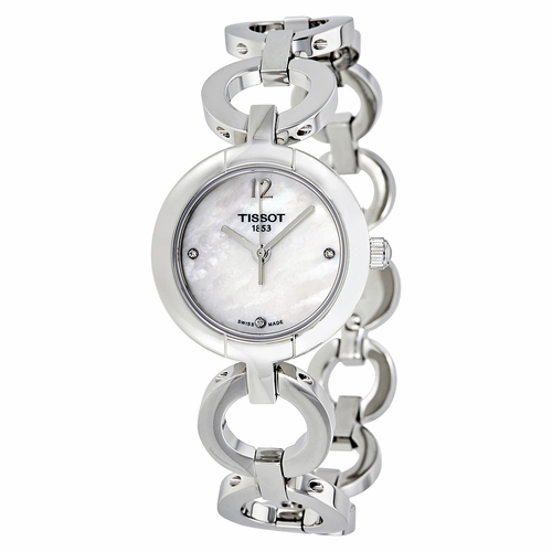 Tissot T084.210.11.116.01 T-Lady Pinky Ladies Quartz Watch