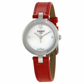 Tissot T084.210.16.116.00 Pinky Ladies Quartz Watch