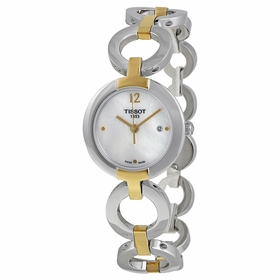 Tissot T0842102211700 T-Lady Pinky Ladies Quartz Watch