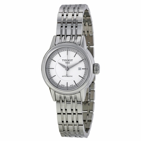 Tissot T085.207.11.011.00 Carson Ladies Automatic Watch