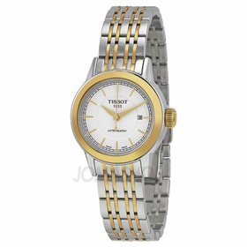 Tissot T0852072201100 Carson Ladies Automatic Watch