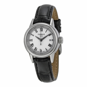 Tissot T0852101601300 Carson Ladies Quartz Watch