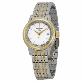 Tissot T0852102201100 Carson Ladies Quartz Watch