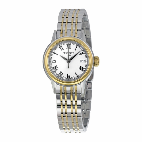 Tissot T085.210.22.013.00 Carson Ladies Quartz Watch
