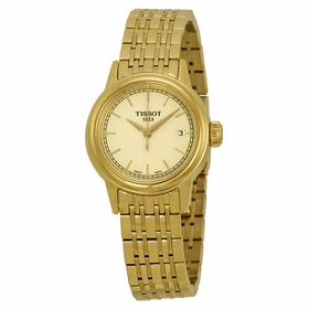 Tissot T0852103302100 Carson Ladies Quartz Watch