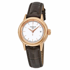 Tissot T085.210.36.011.00 Carson Ladies Quartz Watch