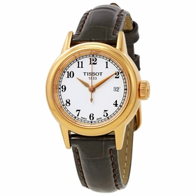 Tissot T0852103601200 Carson Ladies Quartz Watch