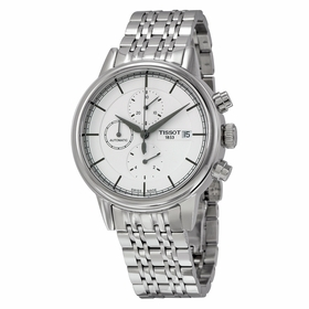 Tissot T0854271101100 Carson Mens Chronograph Automatic Watch