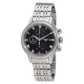 Tissot T0854271105300 Carson Mens Chronograph Automatic Watch