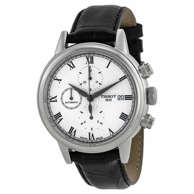 Tissot T0854271601300 Carson Mens Chronograph Automatic Watch