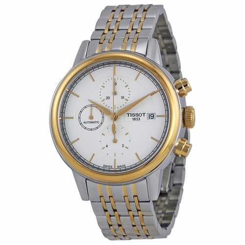 Tissot T085.427.22.011.00 Carson Mens Chronograph Automatic Watch