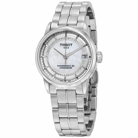Tissot T086.208.11.116.00 T-Classic Luxury Ladies Automatic Watch