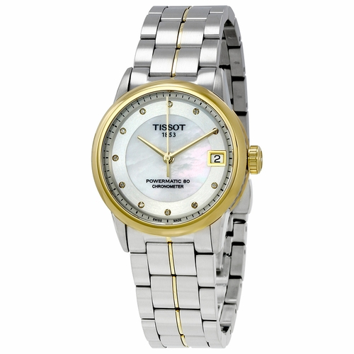 Tissot T086.208.22.116.00 T-Classic Luxury Ladies Automatic Watch