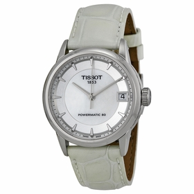 Tissot T086.207.16.111.00 Powermatic 80 Ladies Automatic Watch