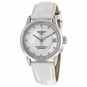 Tissot T086.208.16.116.00 Powermatic 80 Ladies Automatic Watch