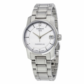 Tissot T0872074403700 T-Classic Collection Ladies Automatic Watch