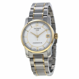 Tissot T0872075511700 T-Classic Collection Ladies Automatic Watch