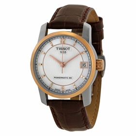 Tissot T0872075611700 T-Classic Collection Ladies Automatic Watch