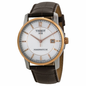 Tissot T087.407.56.037.00 T-Classic Collection Mens Automatic Watch