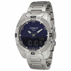 Tissot T091.420.44.041.00 T-Touch Expert Solar Mens Chronograph Quartz Watch