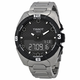 Tissot T091.420.44.051.00 T-Touch Expert Solar Mens Chronograph Quartz Watch