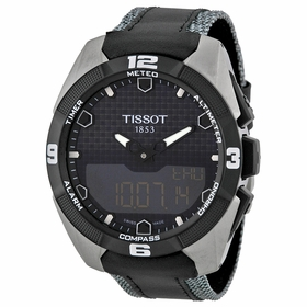 Tissot T091.420.46.051.01 T-Touch Expert Solar Mens Chronograph Quartz Watch