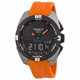 Tissot T0914204705101 Touch Collection Mens Chronograph Quartz Watch