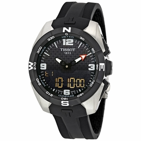 Tissot T091.420.47.207.01 T-Touch Expert Solar NBA Speacial Edition Mens Chronograph Quartz Watch