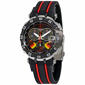 Tissot T092.417.27.057.02 T-Race Stefan Bradl Mens Chronograph Quartz Watch
