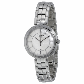 Tissot T094.210.11.111.00 Flamingo Ladies Quartz Watch