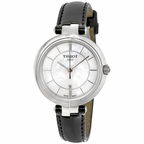 Tissot T094.210.16.111.00 Flamingo Ladies Quartz Watch