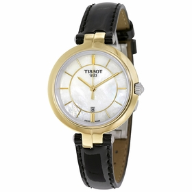 Tissot T094.210.26.111.00 Flamingo Ladies Quartz Watch