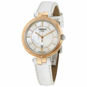 Tissot T094.210.26.111.01 Flamingo Ladies Quartz Watch