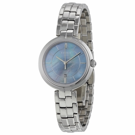 Tissot T0942101112100 Flamingo Ladies Quartz Watch