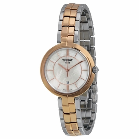 Tissot T094.210.22.111.00 Flamingo Ladies Quartz Watch