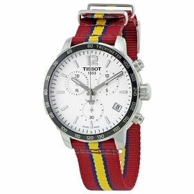 Tissot T095.417.17.037.13 Quickster NBA Teams Unisex Chronograph Quartz Watch