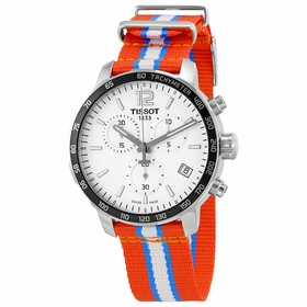 Tissot T095.417.17.037.14 Quickster NBA Teams Unisex Chronograph Quartz Watch