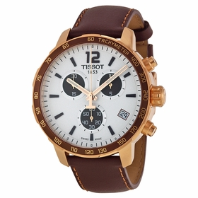 Tissot T095.417.36.037.01 Quickster Unisex Chronograph Quartz Watch