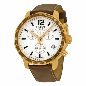 Tissot T095.417.36.037.02 Quickster Chronograph Mens Chronograph Quartz Watch