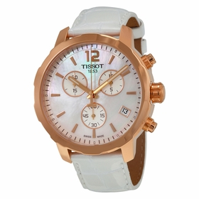 Tissot T095.417.36.117.00 Quickster Ladies Chronograph Quartz Watch