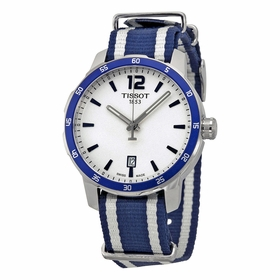 Tissot T095.410.17.037.01 Quickster Unisex Quartz Watch