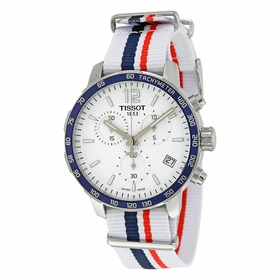 Tissot T095.417.17.037.09 Quickster Mens Chronograph Quartz Watch